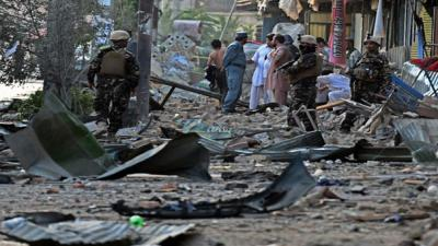 51 dead, hundreds wounded in lethal wave of Kabul bombings