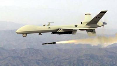 Drone strike, clashes kill 30 suspected militants in Afghanistan