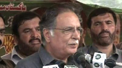 Imran's 'crimes' forgiven not forgotten, says Pervaiz Rashid