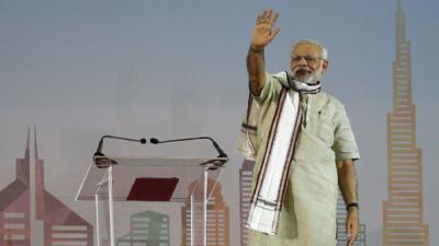 Modi warns 'neighbours' against following 'good terror, bad terror' policy