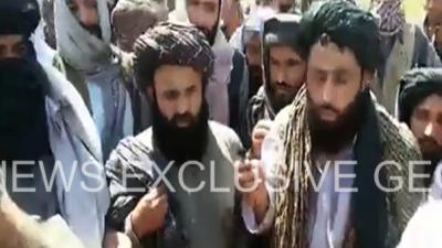 Taliban fighters in Helmand swear allegiance to Mullah Akhtar Mansour