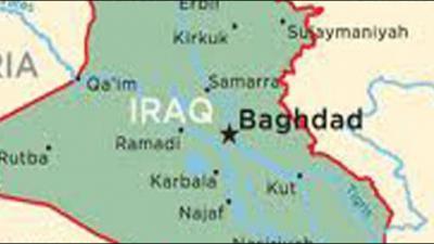 Suicide bomber kills 2 Iraqi generals in Anbar: army