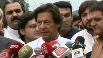 Imran says ECP may file reference against him