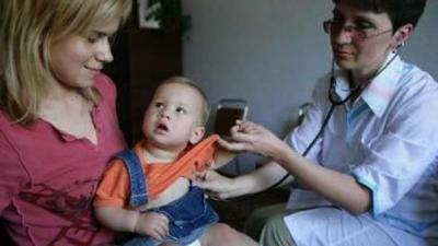 Ukraine reports polio outbreak, first cases in Europe since 2010: WHO