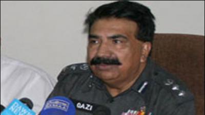 Former DIG Police Qazi Abdul Wahid shot dead in Quetta