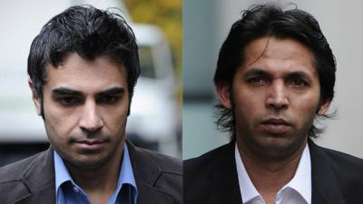 Spot-fixing bans lifted, but long road back for Butt and Asif