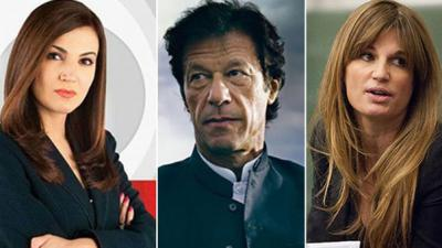 Imran says Jemima not behind anti-Reham smear campaign
