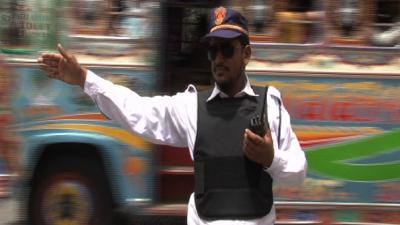 Eight Karachi areas declared sensitive for traffic police