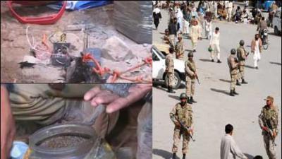 Major terror bid foiled in Quetta