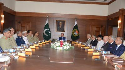 NCA reposes confidence in Pakistan's nuclear command and control structure