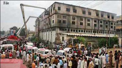 Three years since factory fire killed hundreds in Karachi