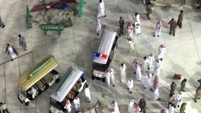 52 Pakistanis among 238 injured in Makkah's Grand Mosque crane crash