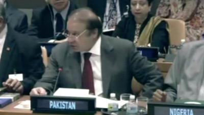 Economic crisis can only be eliminated through cooperation: PM Sharif