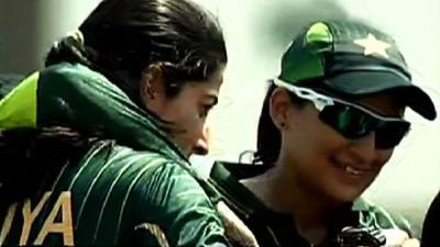 Pakistan women team beat Bangladesh in first T20