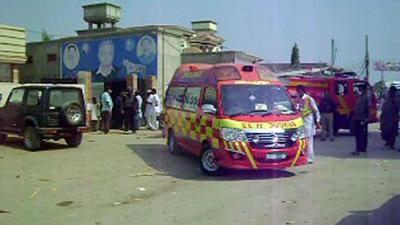 Suicide bomber kills seven at PML-N MNA's office in DG Khan