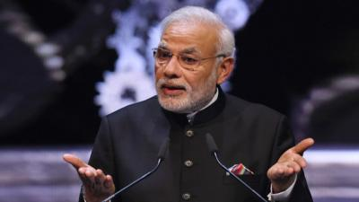 Police requested to arrest Modi during UK visit