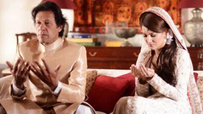 Imran and Reham part ways, agree on divorce