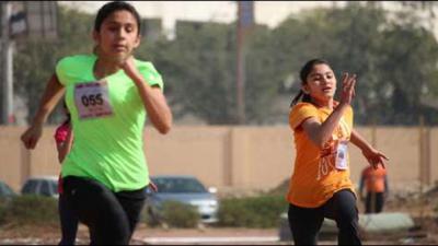 Can you break NCC field records in 100m, 200m, 400m sprints in Karachi?
