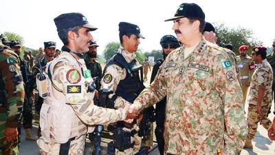 Al-Shihab signifies joint effort of Pak, Saudi Arabia against terrorism: COAS