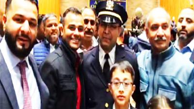 First Pakistani-American Police Captain in NYPD