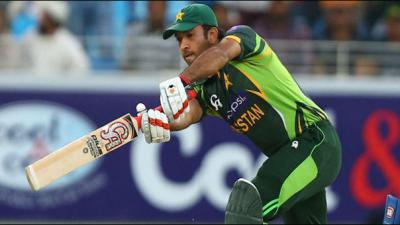 Sohaib Maqsood out of ODI team against England