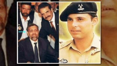 Lt-Col Zafar Abbasi Ghazi, played as Capt Kashif in Alpha Bravo Charlie, passes away