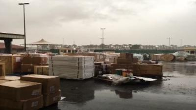 Heavy rainfall in Saudi Arabia affects flight operations