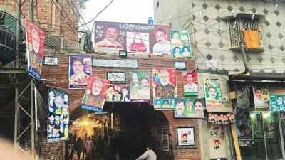 Election campaign ends for 2nd phase of LB polls in Punjab, Sindh