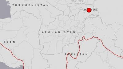 Strong quake strikes Tajikistan, tremors felt in northern Pakistan, India