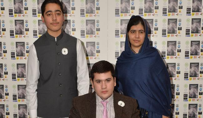 Malala for quality education to end terrorism