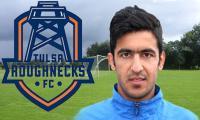 Kaleemullah to play for USL's Tulsa Roughnecks FC