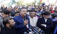 MQM's Akhtar invites JI, PPP, PTI to work together for Karachi