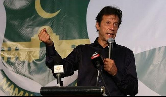 Imran Khan sees PTI's govt in near future
