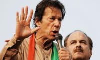 Imran asks PTI supporters to vote for 'change'