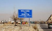 Three years on, Quetta safe city project still incomplete