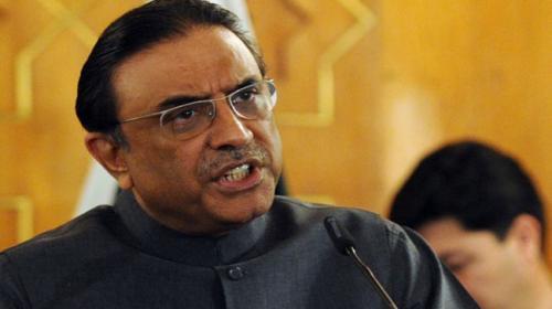 Asif Zardari says Federation violated Constitutional supremacy