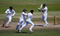 England beat South Africa by 241 runs in first test