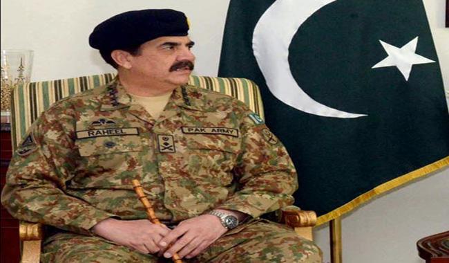 2016 will be year of elimination of terrorism: Gen. Raheel