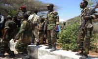 Suicide bomber kills three in Somalia