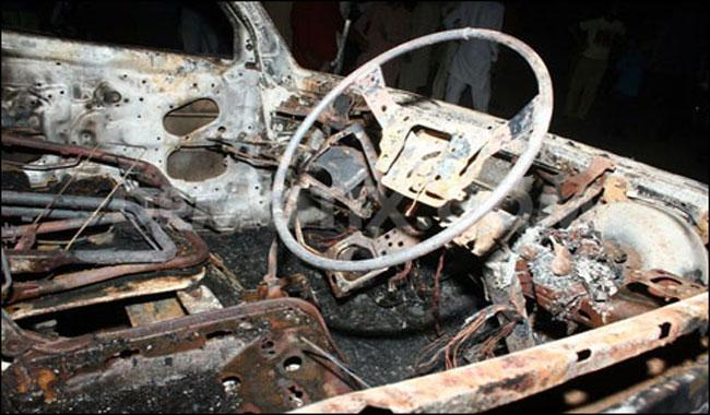 Fourteen dead as bus cylinder blows up in Karak