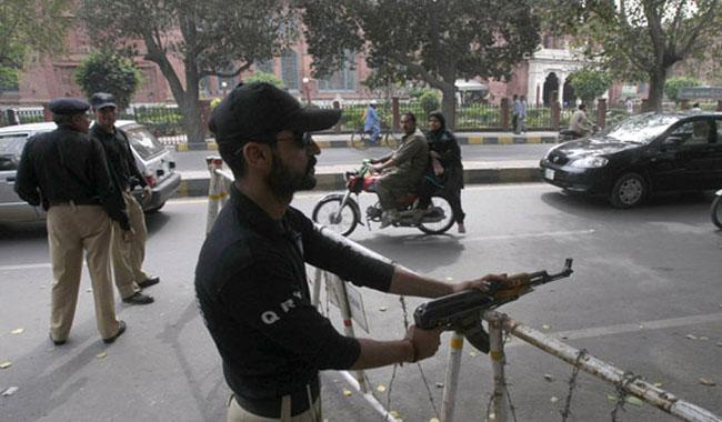 Govt decides to launch major crackdown against terrorists in Punjab