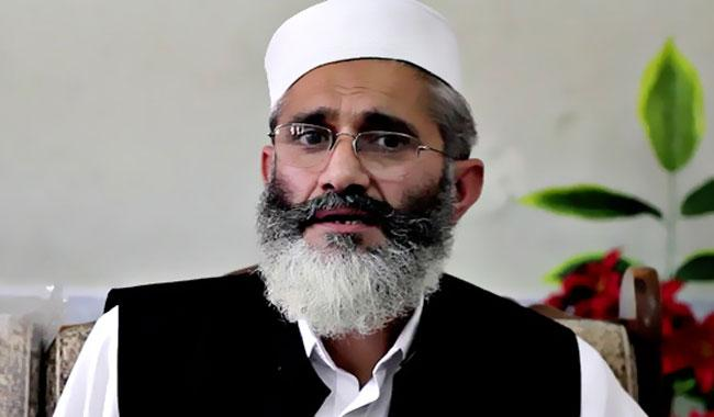JI to launch nation-wide protest against corruption: Siraj