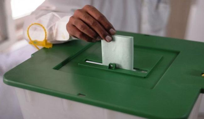 Polling underway for by-election in NA-218 Matiari