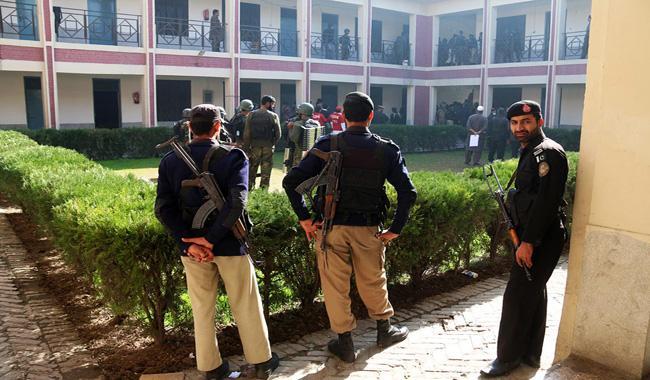 Bacha Khan University attack case registered