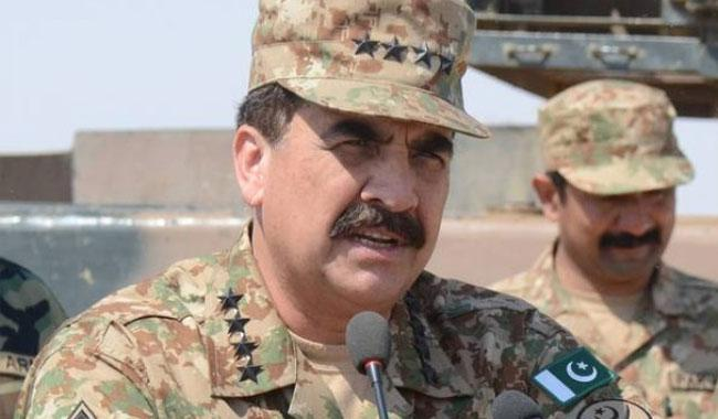 TTP managed Charsadda attack from Afghanistan: COAS