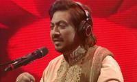 Hamid Ali Khan unhappy over decline of music industry