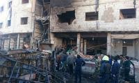 Death toll up to 70 from Damascus attack