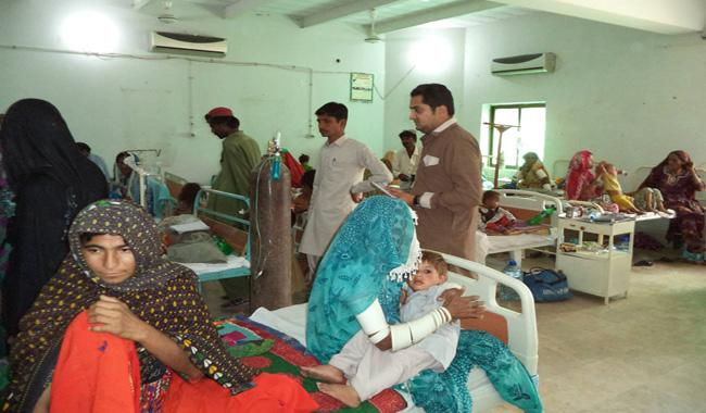 Three more children die in Tharparkar