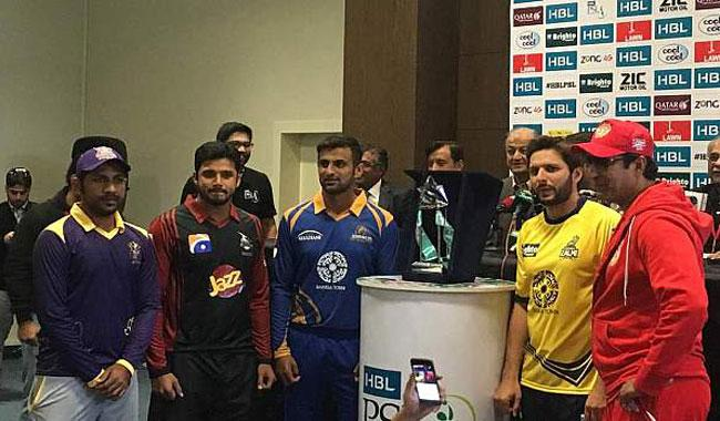 PSL Shooting Star Trophy unveiled   Sports   thenews com pk  