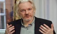 Assange says to accept arrest Friday if loses UN case